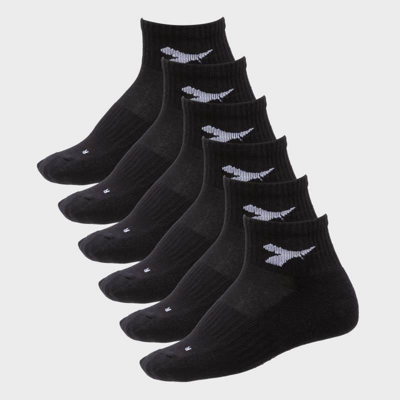 DIADORA - Pack de 6 Calcetines Deportivos Todo Deporte Hombre