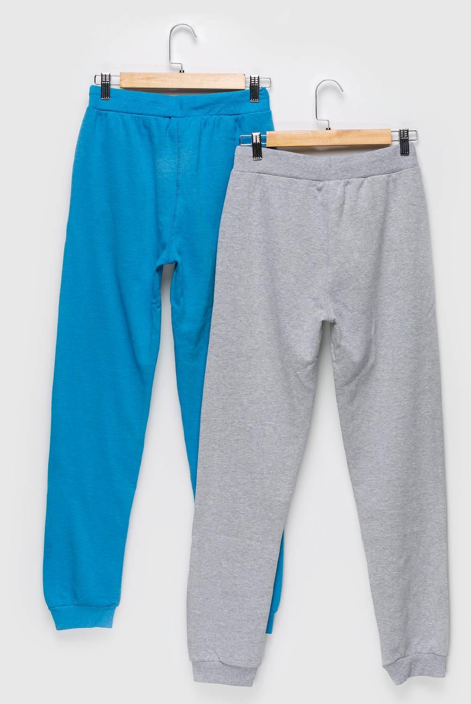 FEDERATION - Pantalón De Buzo Jogger Pack De 2 Unidades Algodón Niño
