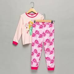 BARBIE - Pijama 2 Piezas Barbie Algodón Niña