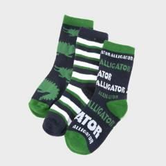 YAMP - Pack de 3 calcetín de vestir niño