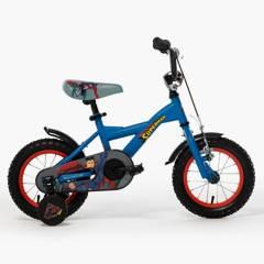 BATMAN - Bicicleta Infantil Superman Aro 12
