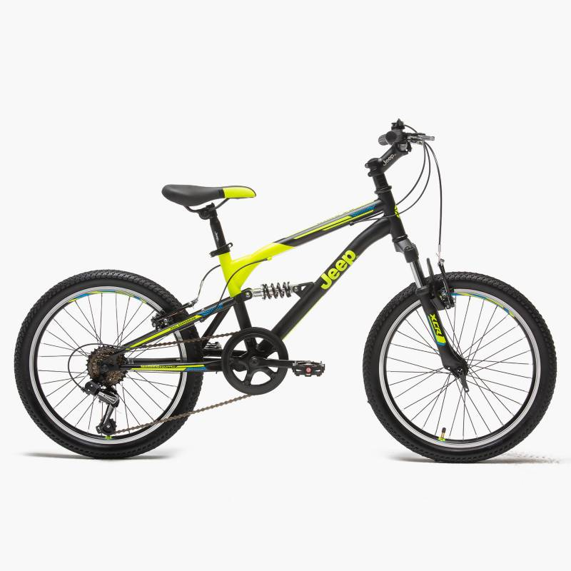 JEEP - Bicicleta Infantil Rimo Aro 20
