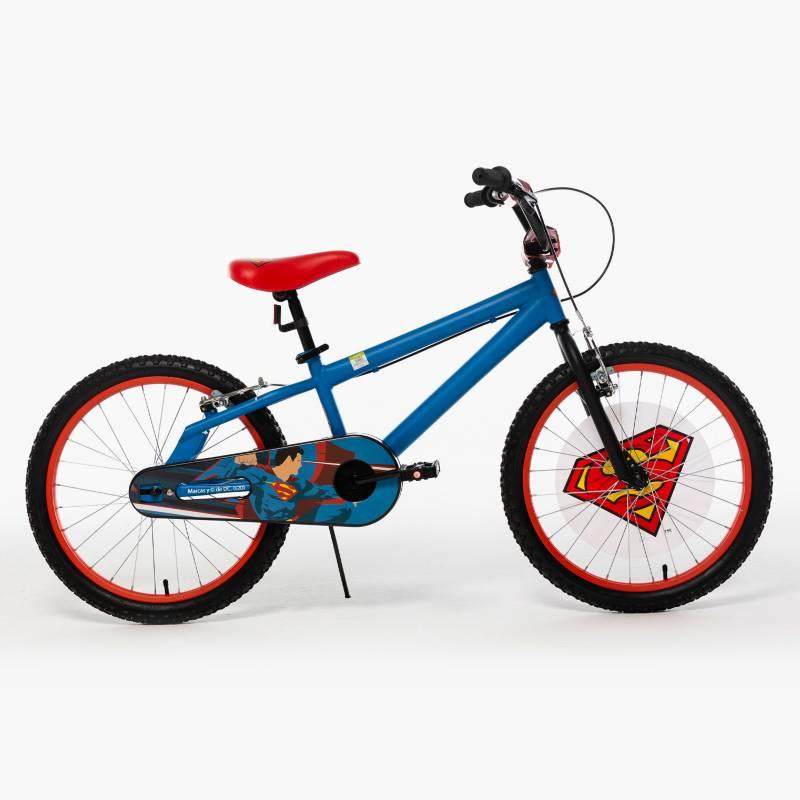 BATMAN - Bicicleta Infantil Superman Aro 20