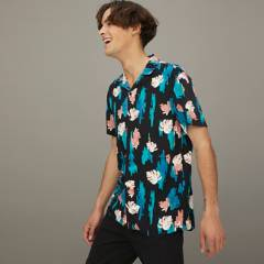 BEARCLIFF - Camisa Casual Hombre