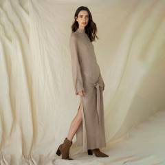 APOLOGY - Vestido largo colección Cecilia Bolocco