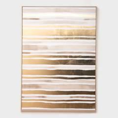 BASEMENT HOME - Cuadro Abstracto Diseños