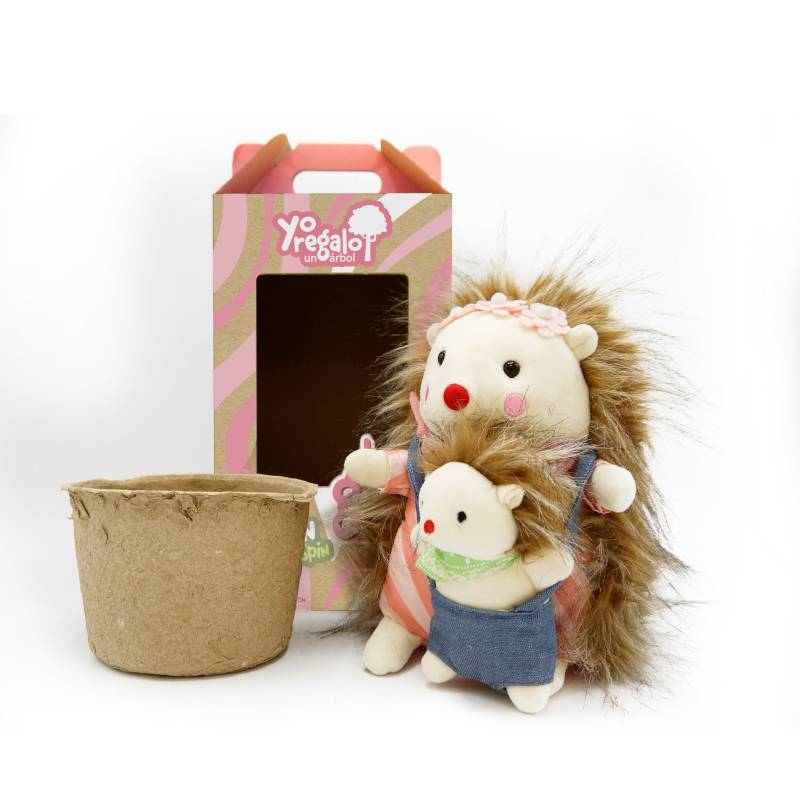 GRINPINS - Peluche Flopin Y Crispin 20Cms
