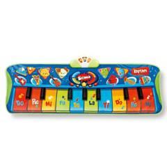 WINFUN - Piano Alfombra Infantil Con Luces Y Sonido