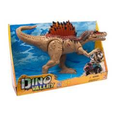 DINO VALLEY - Dinosaurio Espinosaurio 40 cms con luz y sonido