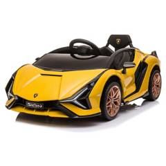 LAMBORGHINI - Auto A Bateria Lamborghini 12V Con Control