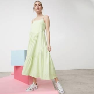SYBILLA - Vestido Largo Mujer