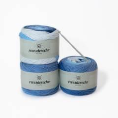 REVESDERECHO - Kit Knit your Shawl Jeans