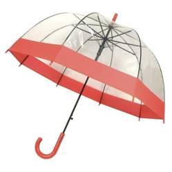 Pluvia - Paraguas Basic Poe Rojo