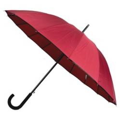 Pluvia - Paraguas 16V Color Block Rojo
