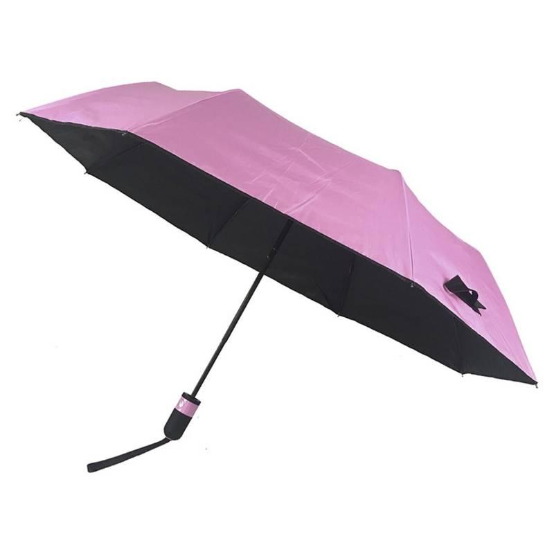 Pluvia - Paraguas Trendy Mini Uv Rosa
