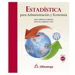 ALFAOMEGA - Estadística - para Administración y Economía