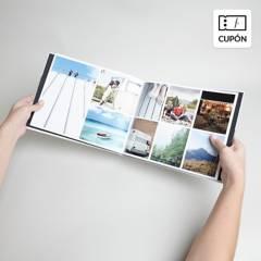 EMOTIONS - Cupón para Photobook Revista 28x22 cm, de 40 páginas, incluye despacho