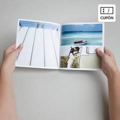 EMOTIONS - Cupón para Photobook Revista cuadrada normal, de 40 páginas, incluye despacho
