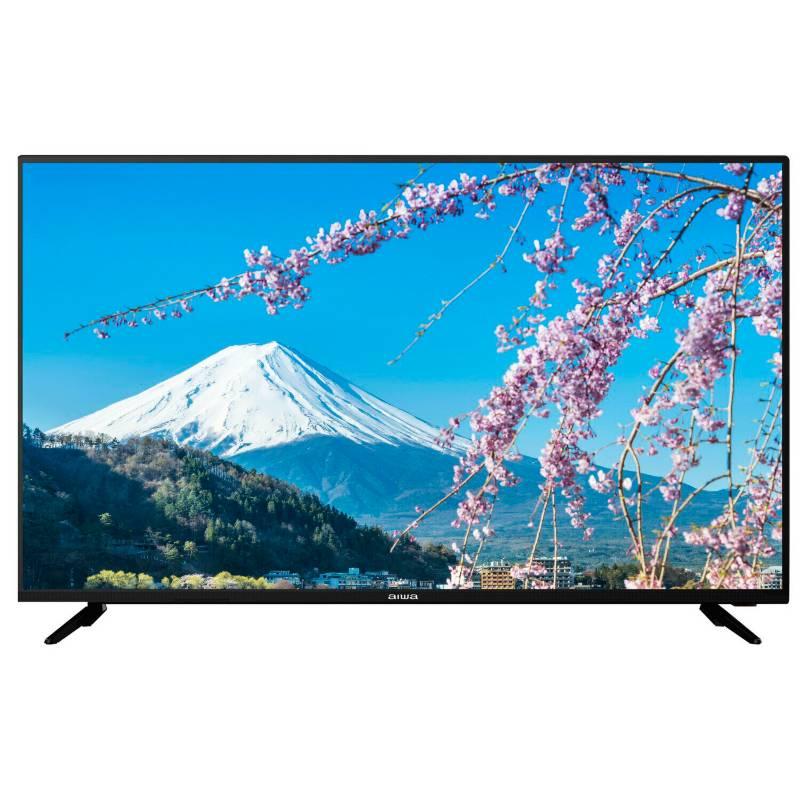 "AIWA - Televisor LED 50"" Smart TV AIWA Ultra HD 4K AW-50B4K"