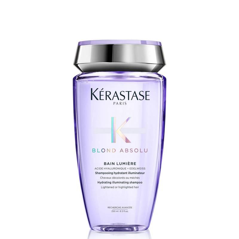 KERASTASE - Shampoo Cabello Rubio Bain Lumière Blond Absolu 250 ml