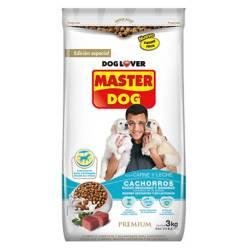 MASTER DOG - Alimento Perro Cachorro 3 kg