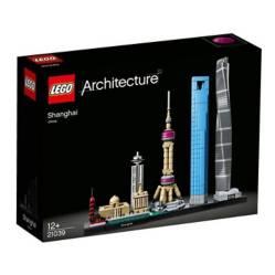 Lego - Lego Architecture - Shanghai