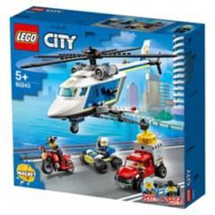 Lego - Lego City - Police Helicopter Chase