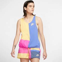 Nike - Polera tirantes Icon Clash Mujer