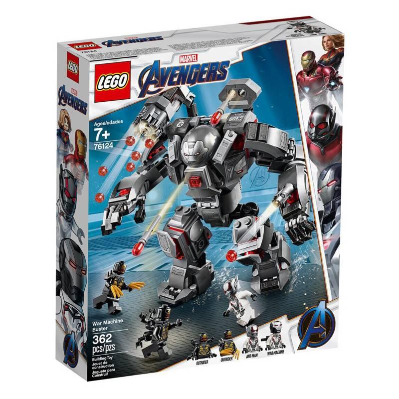 Lego - Lego Super Heroes - War Machine Buster