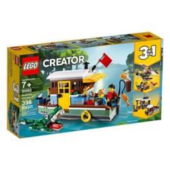 Lego - Lego Creator - Riverside Houseboat