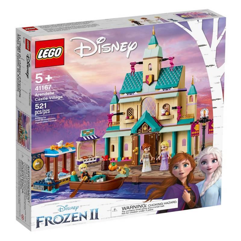 Lego - Lego Disney Princess - Arendelle Castle Village