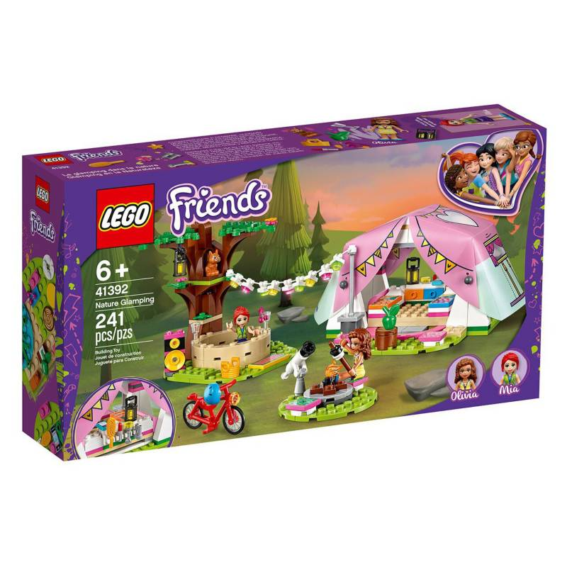 Lego - Lego Friends - Nature Glamping