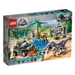 Lego - Lego Jurassic World - Baryonyx Face-Off