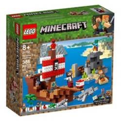 Lego - Lego Minecraft - The Pirate Ship Adventure