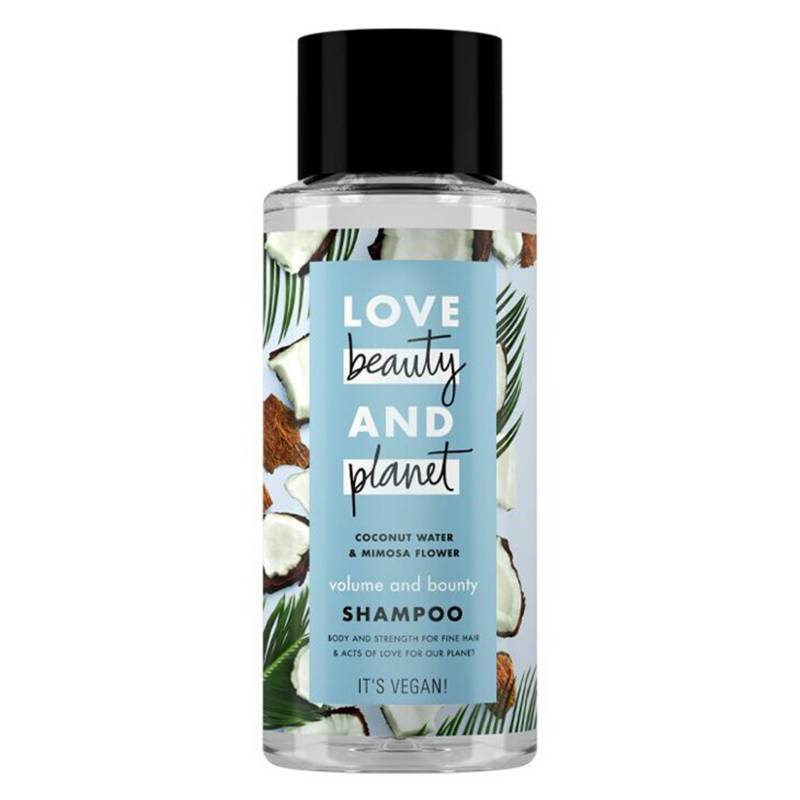 LOVE BEAUTY AND PLANET - Shampoo Coconut Water  Mimosa 400 Ml