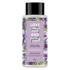 LOVE BEAUTY AND PLANET - Shampoo Argan Oil & Lavander 400 ml