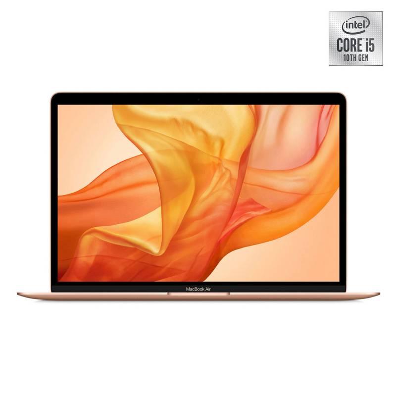 """Apple - Macbook Air 13"""" Intel Core i5 8GB RAM 512GB SSD Gold"""