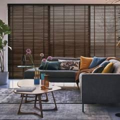 BASEMENT HOME - Persiana Madera Roble 60 x 40 cm