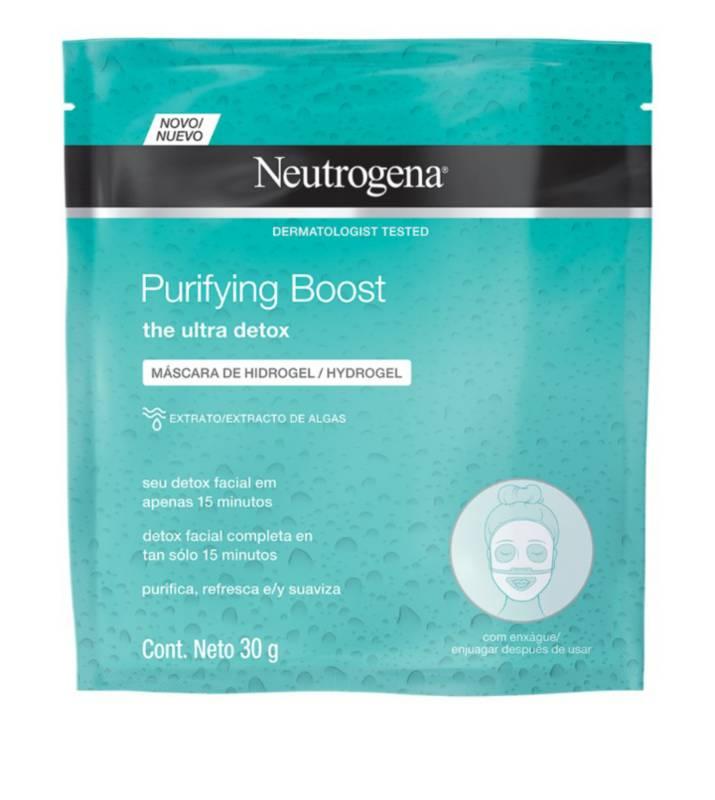 Neutrogena - Purifying Hydrogel Mask