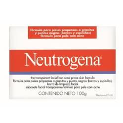 Neutrogena - Jabón Barra Linea Acne 100 g