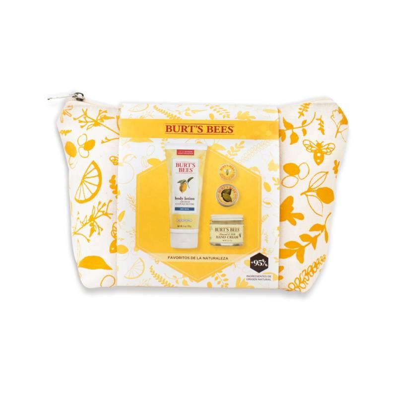 BURTS BEES - Kit para Regalo Burt's Bees los Favoritos de la Naturaleza