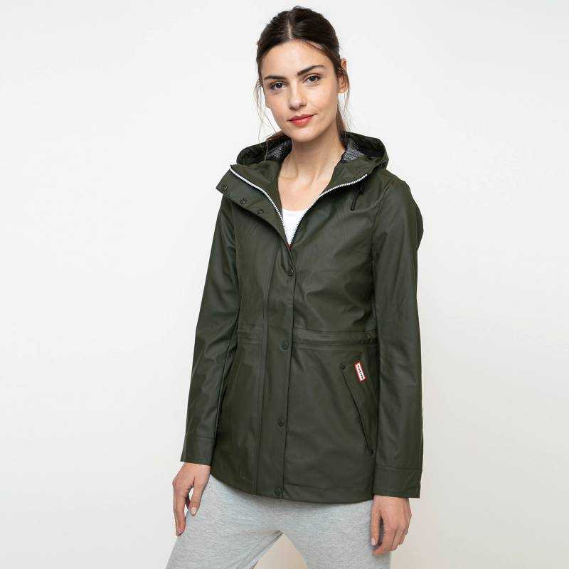 HUNTER - Chaqueta Impermeable Mujer