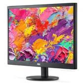 Aoc - Monitor AOC 23.5 Negro LED Wide HDMI y VGA