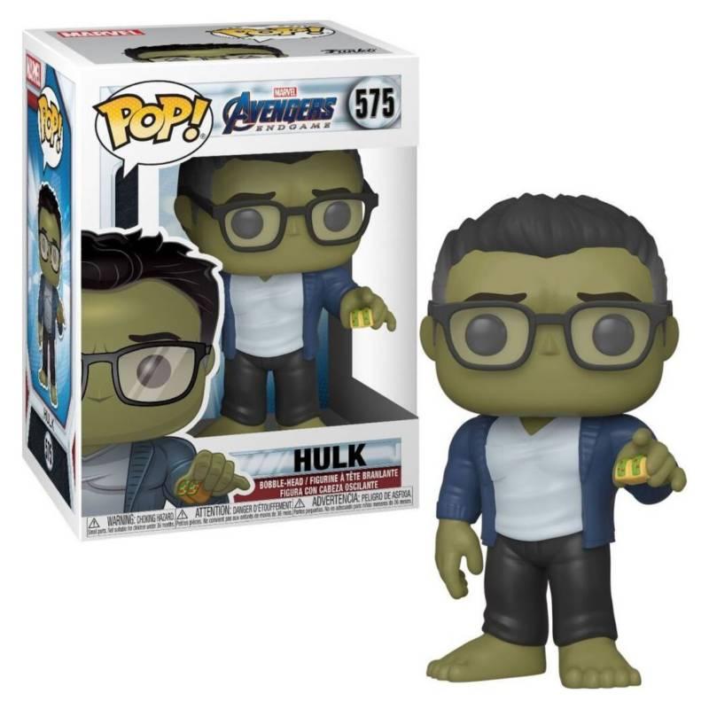 Funko - Pop Marvel Endgame Hulk W Taco