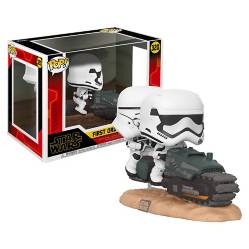 Funko - Pop Movie Moment Star Wars The Rise Of Skywalker F