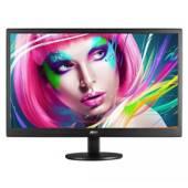Aoc - Monitor AOC 21.5 Negro LED Wide HDMI y VGA