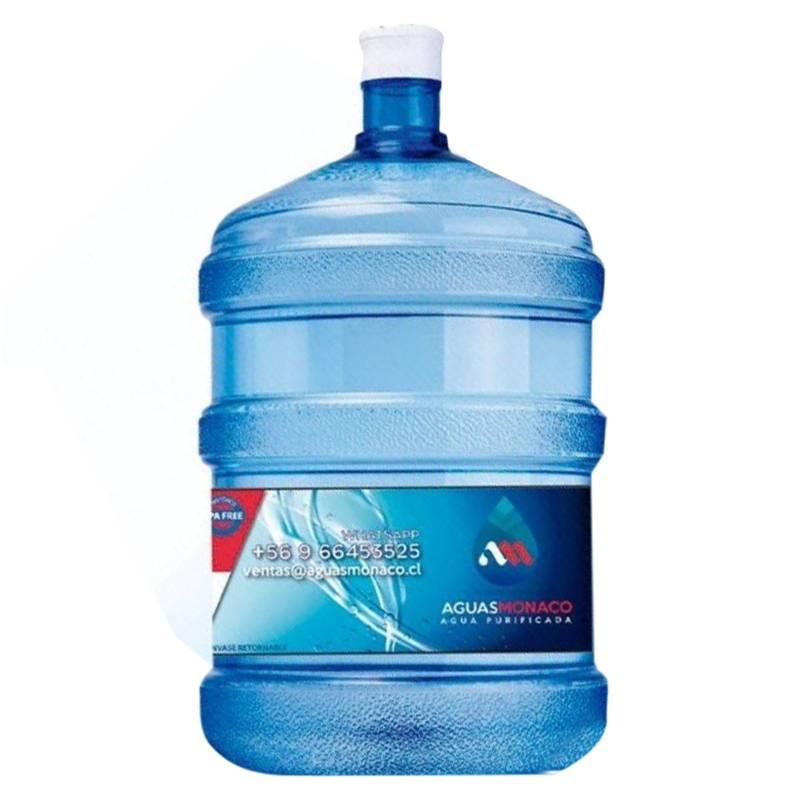 AGUAS MONACO - Agua Purificada