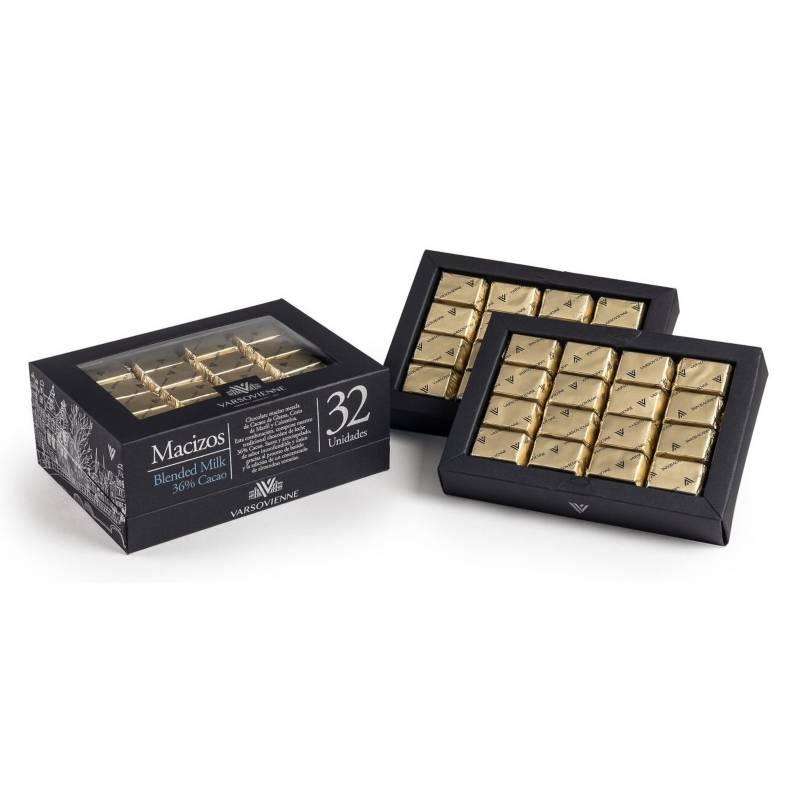 VARSOVIENNE - Caja Chocolate Blended Milk 220 Grs.