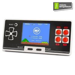 MY MIX - Mini Consola Control Retro Tv  8 Bits  200 Juegos