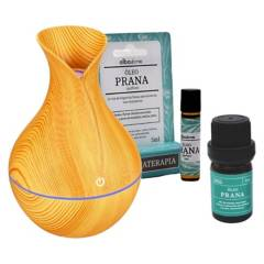 DEL ALBA - Set Aromaterapia Inhala